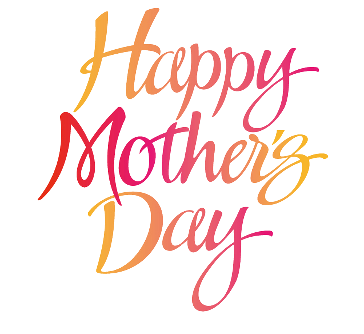 Happy 2017 png. Mothers day free icons