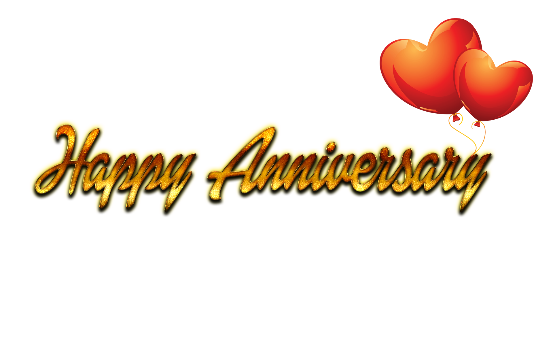 Happy anniversary png. Text names