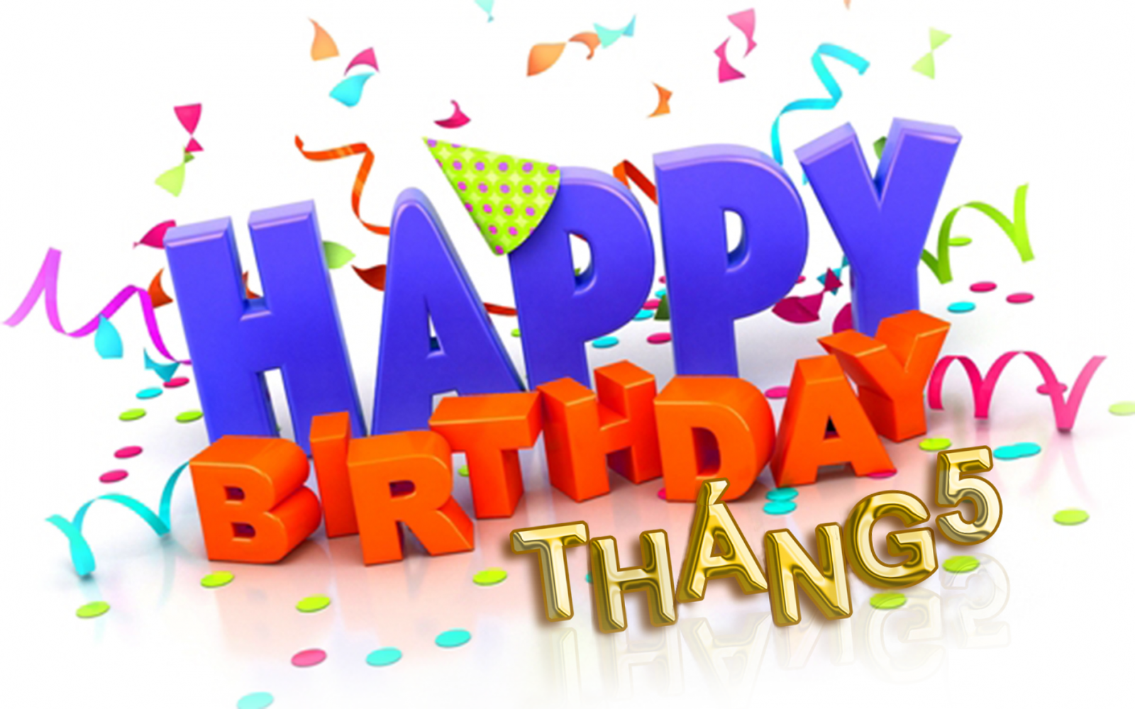 Happy birthday 3d png. Images free download