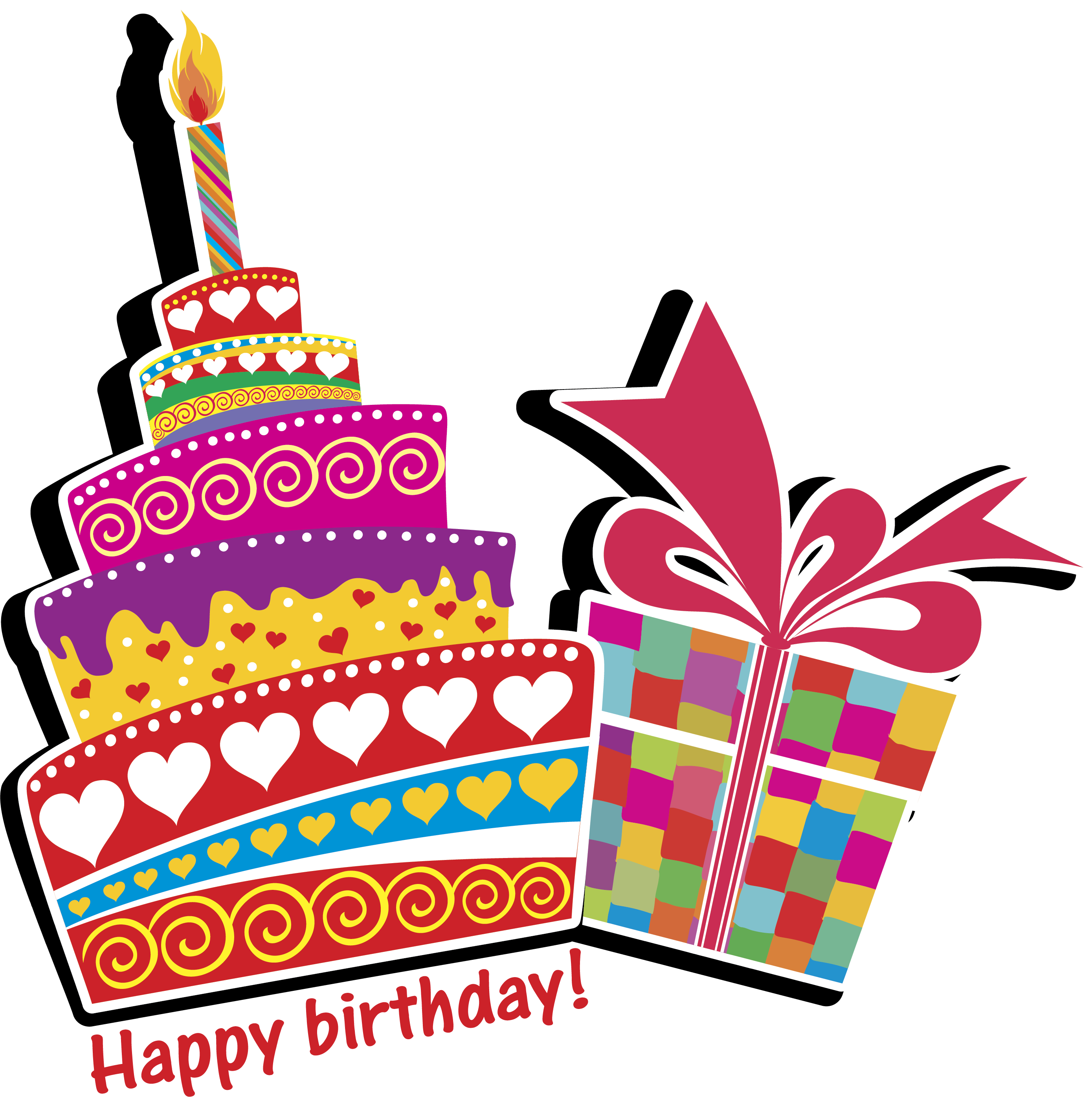 Happy birthday banner background png. Transparent images all free