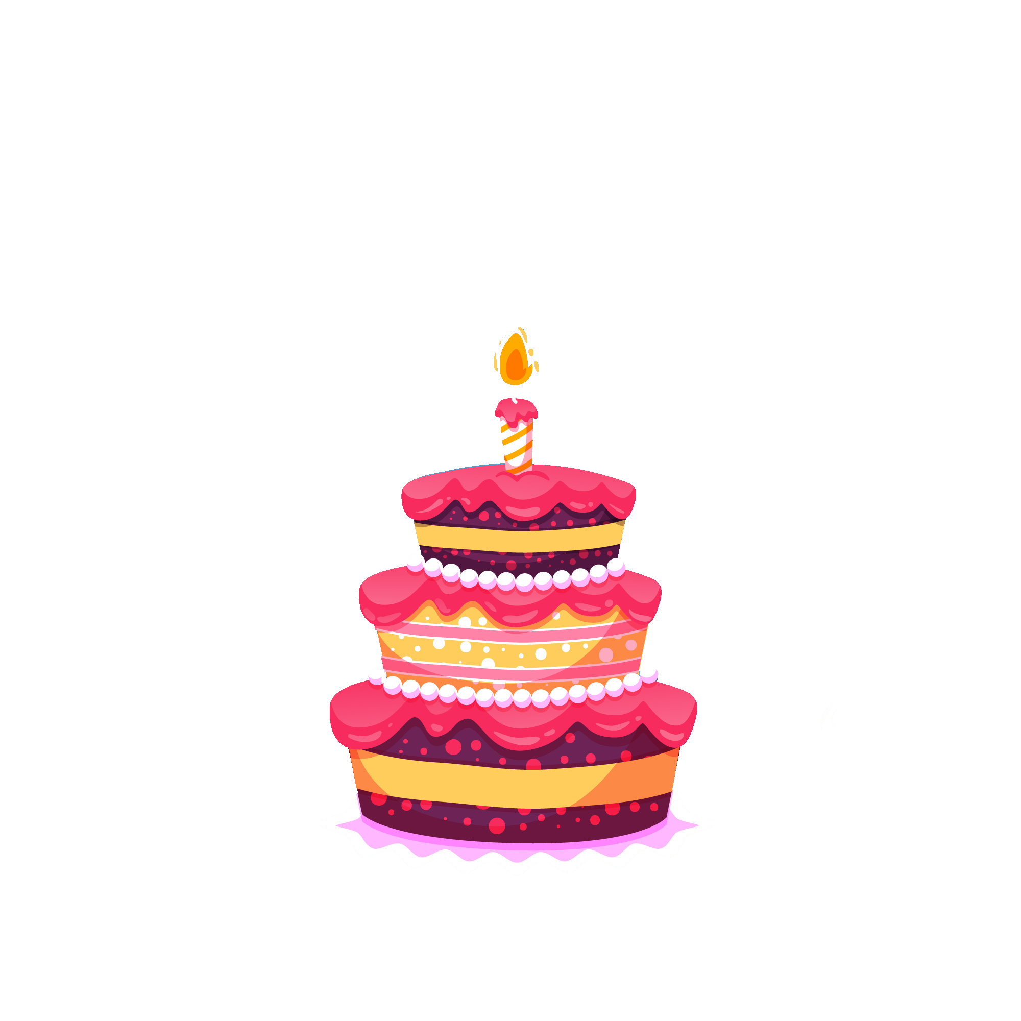 Happy birthday cake png. Peoplepng com