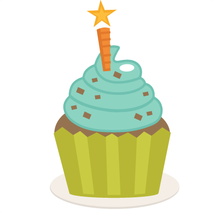 muffin svg animated