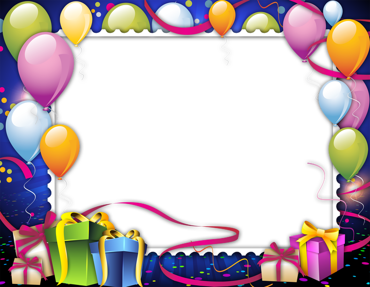 Happy birthday frames png. Frame images secondtofirst com