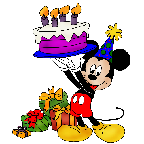 Mickey mouse happy birthday png. Disney minnie pinterest