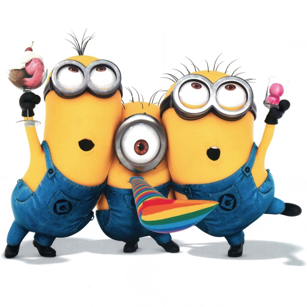 Vector minion happy. Minions png image peoplepng