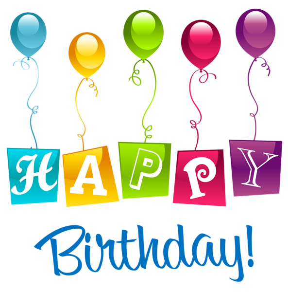 Happy birthday png. Clipart picture misc pinterest