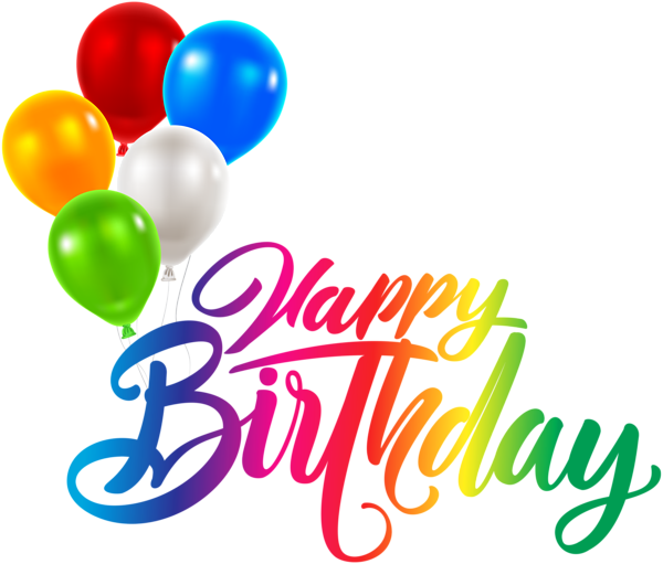 Happy birthday .png. Png transparent clip art