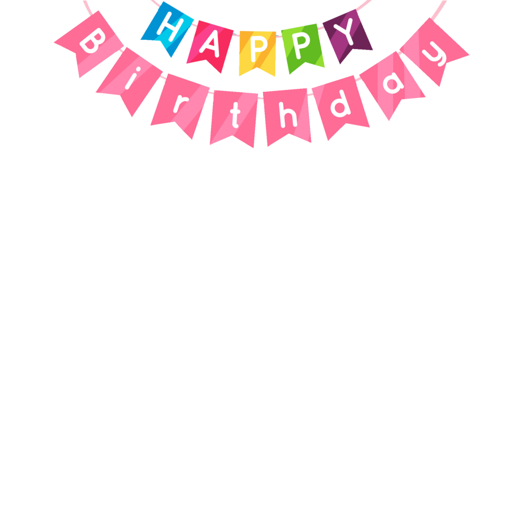 Happy birthday png pink. Calligraphy clipart peoplepng com