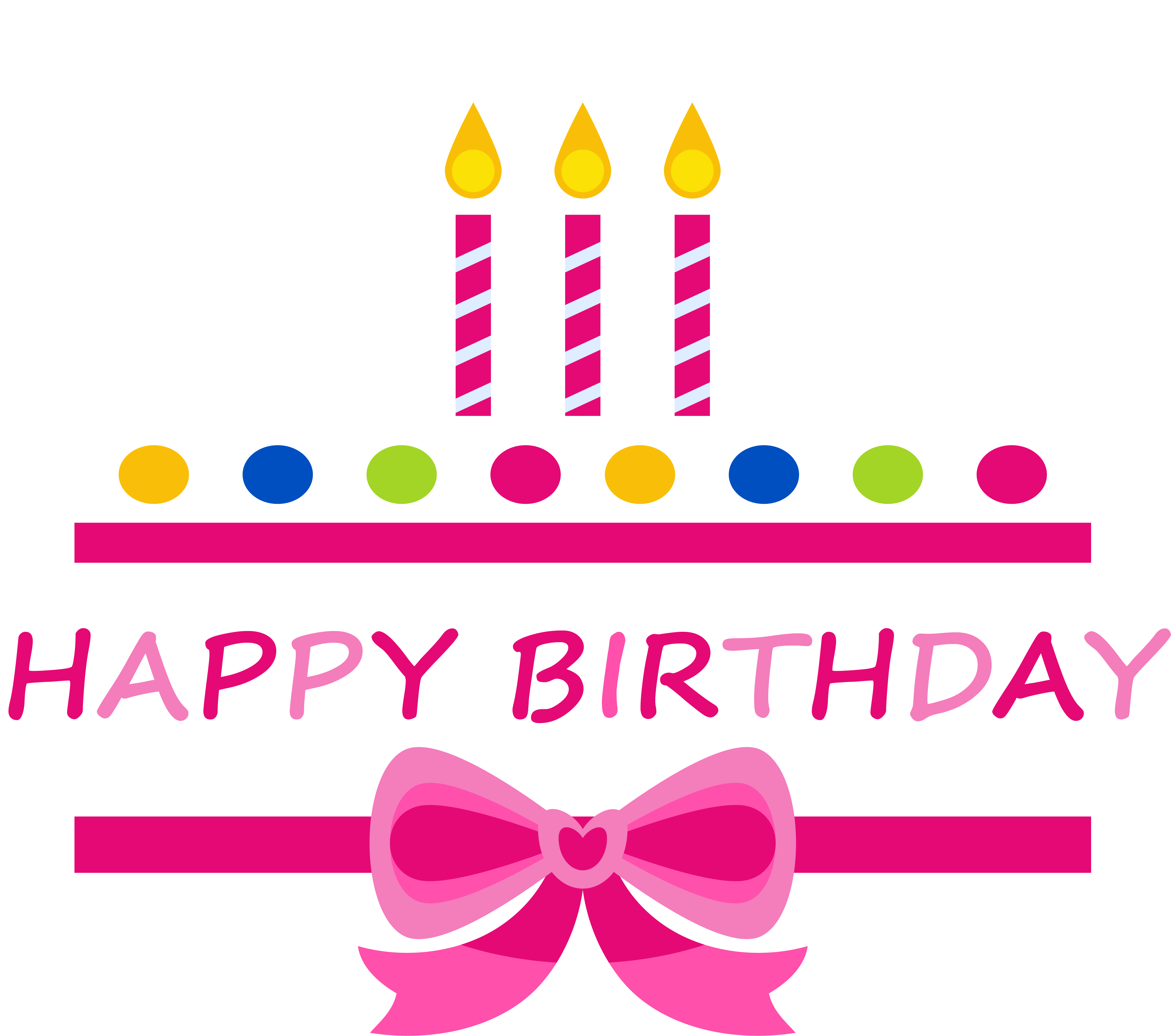 15 Happy Birthday Png Pink For Free Download On Ya Webdesign