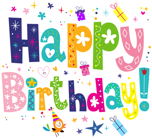 Collection of free anniverse. Happy birthday png transparent background clipart library library