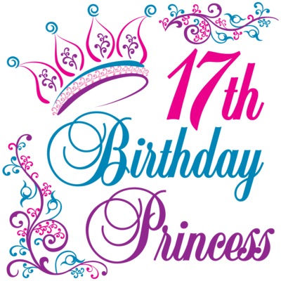 Happy birthday princess png. Th invitations pinterest