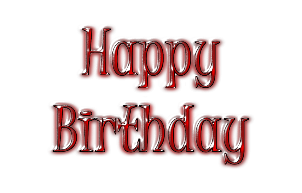 Free file by jvartndesign. Happy birthday to me png banner black and white download