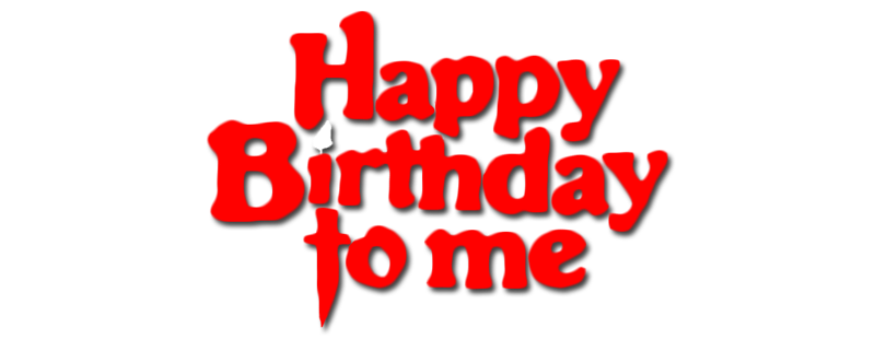 Movie fanart tv image. Happy birthday to me png clip royalty free stock