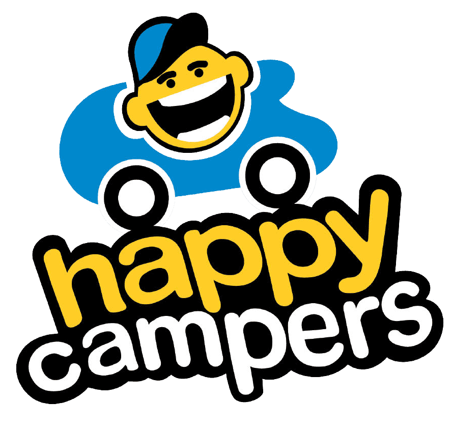 Happy camper png. Campers canterbury nz travel