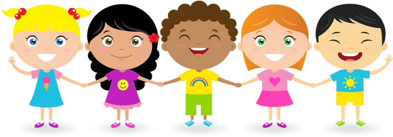 Children holding hands png. Download happy for free