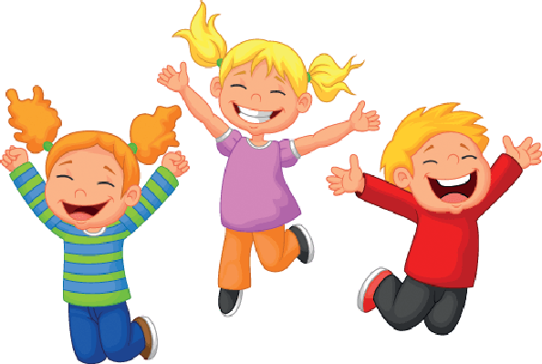 Happy clipart. Kid cartoon the arts