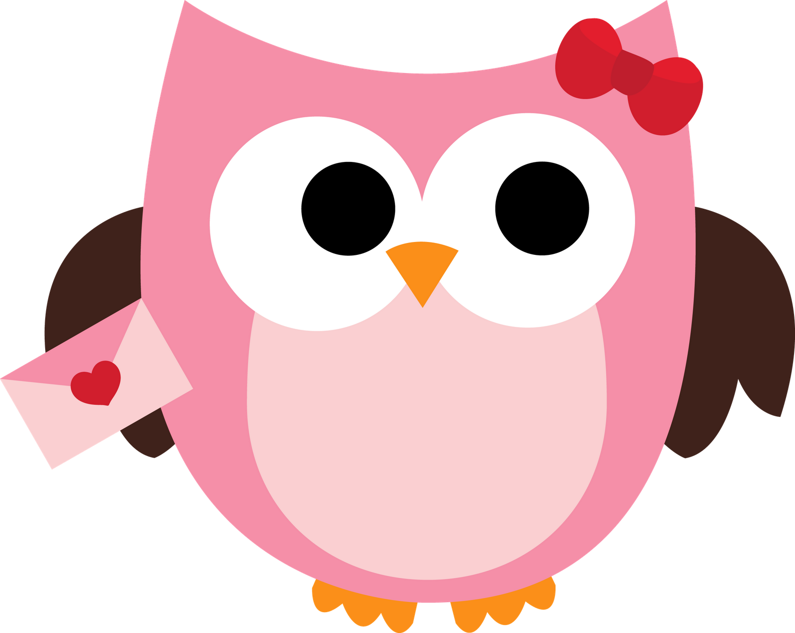 Valentine clipart owl. Happy valentines day clip