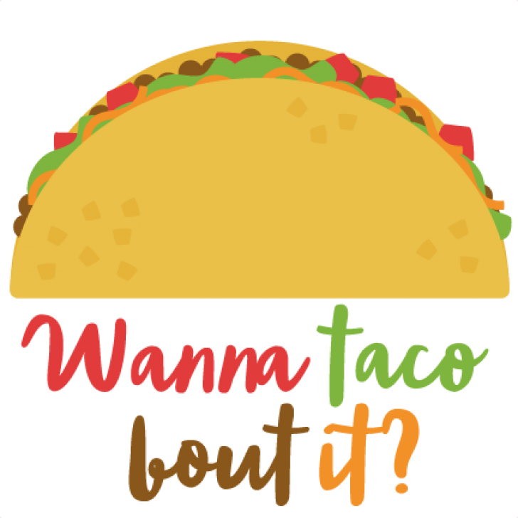 Happy clipart taco. Monica shayla free download
