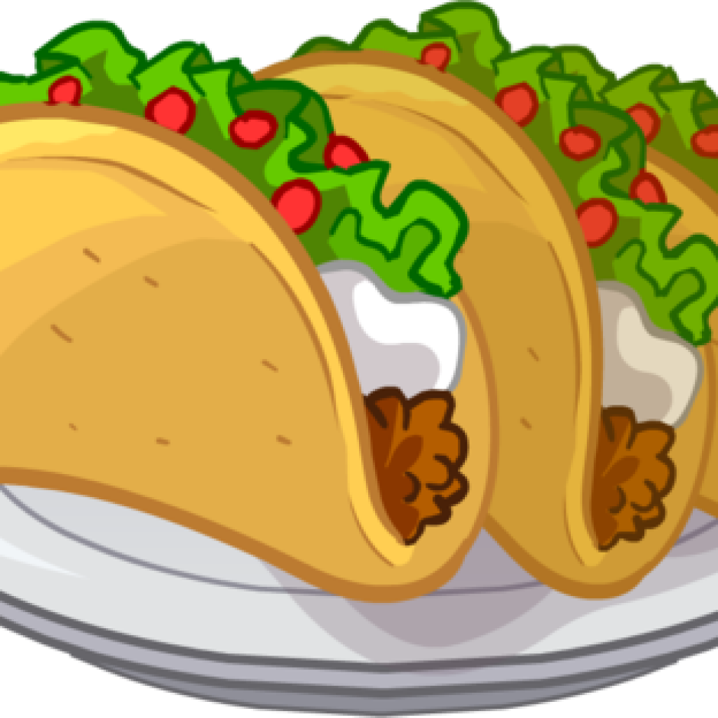 Happy clipart taco. Free download collection of