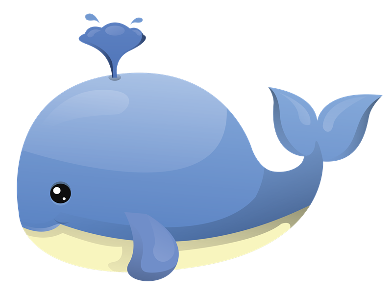 Happy clipart whale. Free toy cliparts download