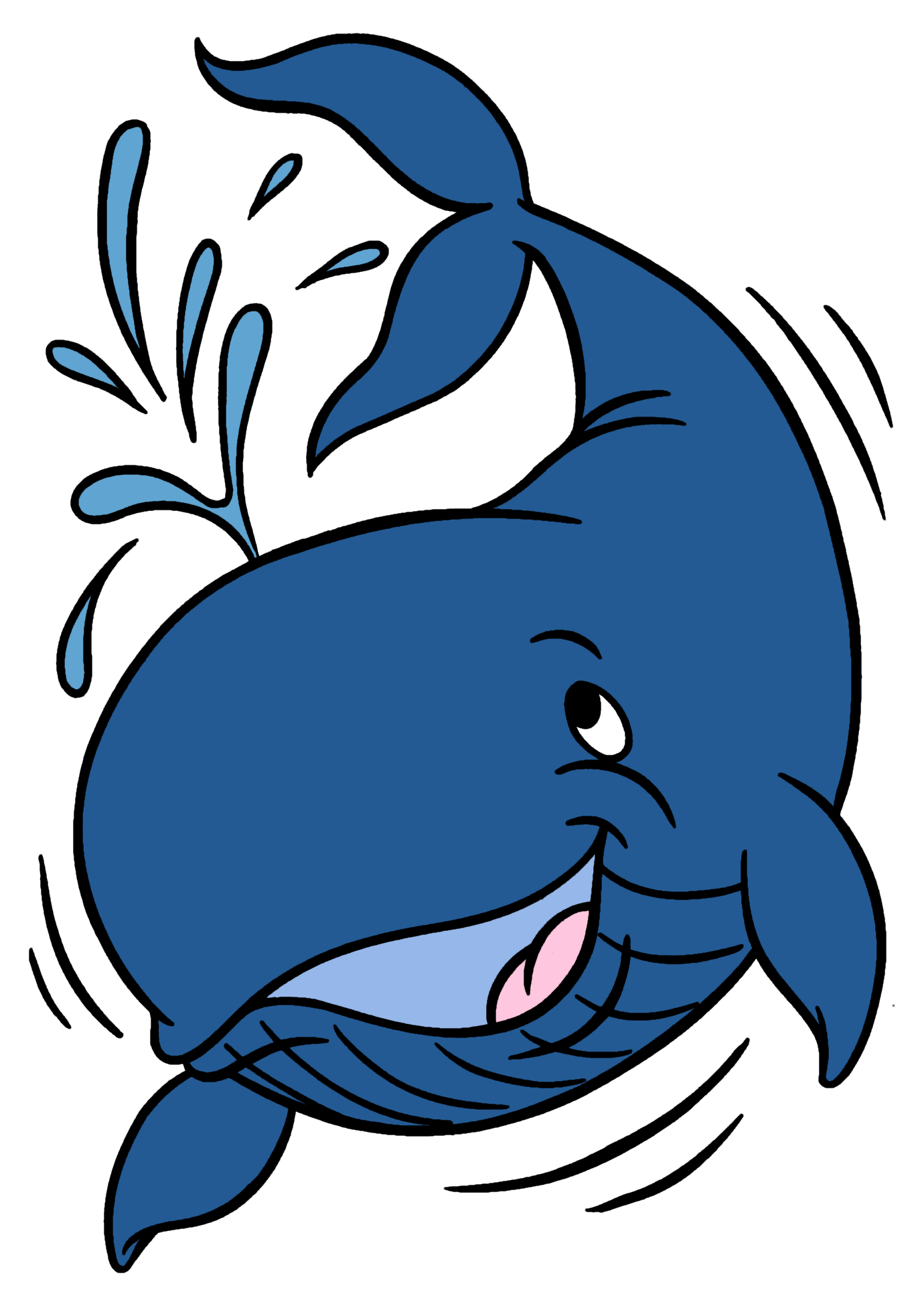 Happy clipart whale. Crafts pinterest vbs clip