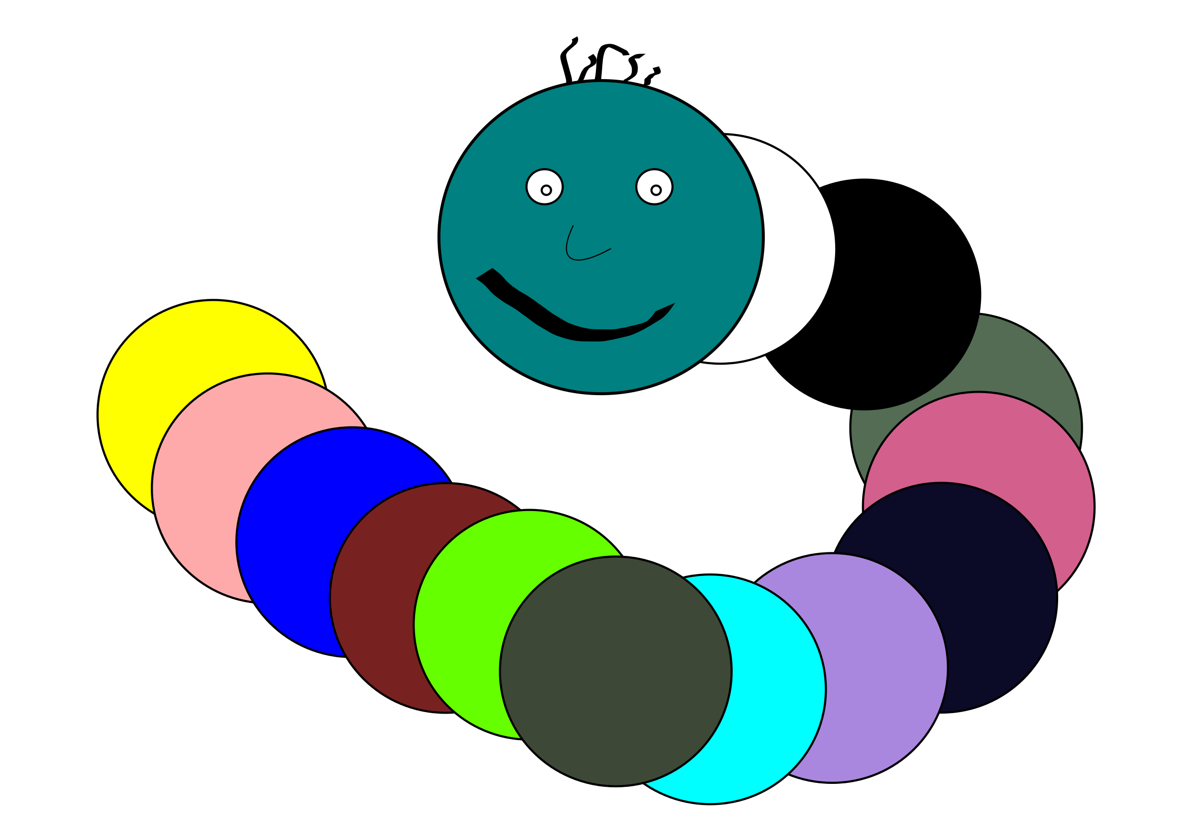 Happy clipart worm. Big image png