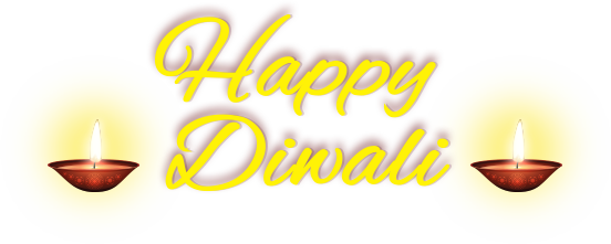 Happy diwali png. Text design free download