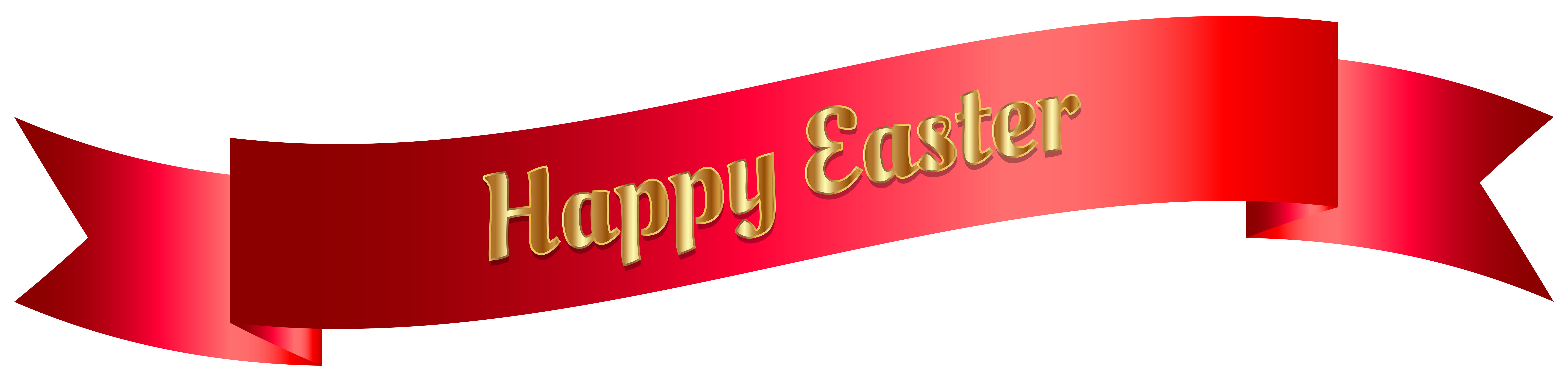 happy easter clipart banner