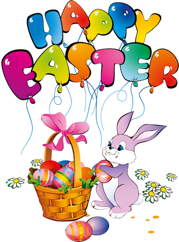 Happy easter clipart blessing. Images of bunny png