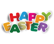 Happy easter clipart transparent background. Png free images