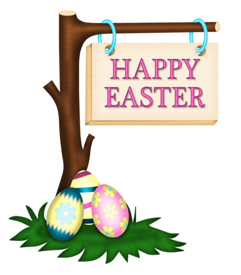 Happy easter clipart vintage. Art clips collection