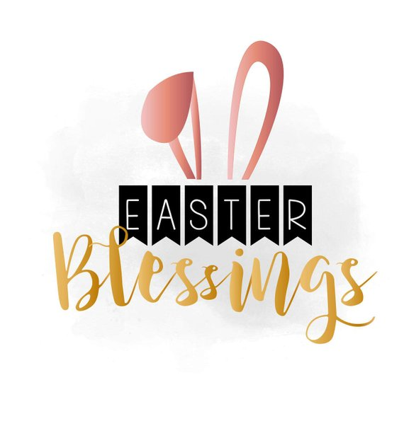Happy easter png blessed. Blessing svg clipart etsy