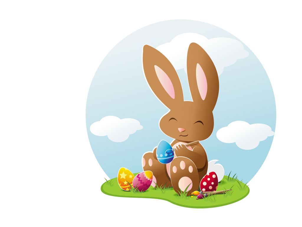 Happy easter png cartoon. Hd transparent images pluspng