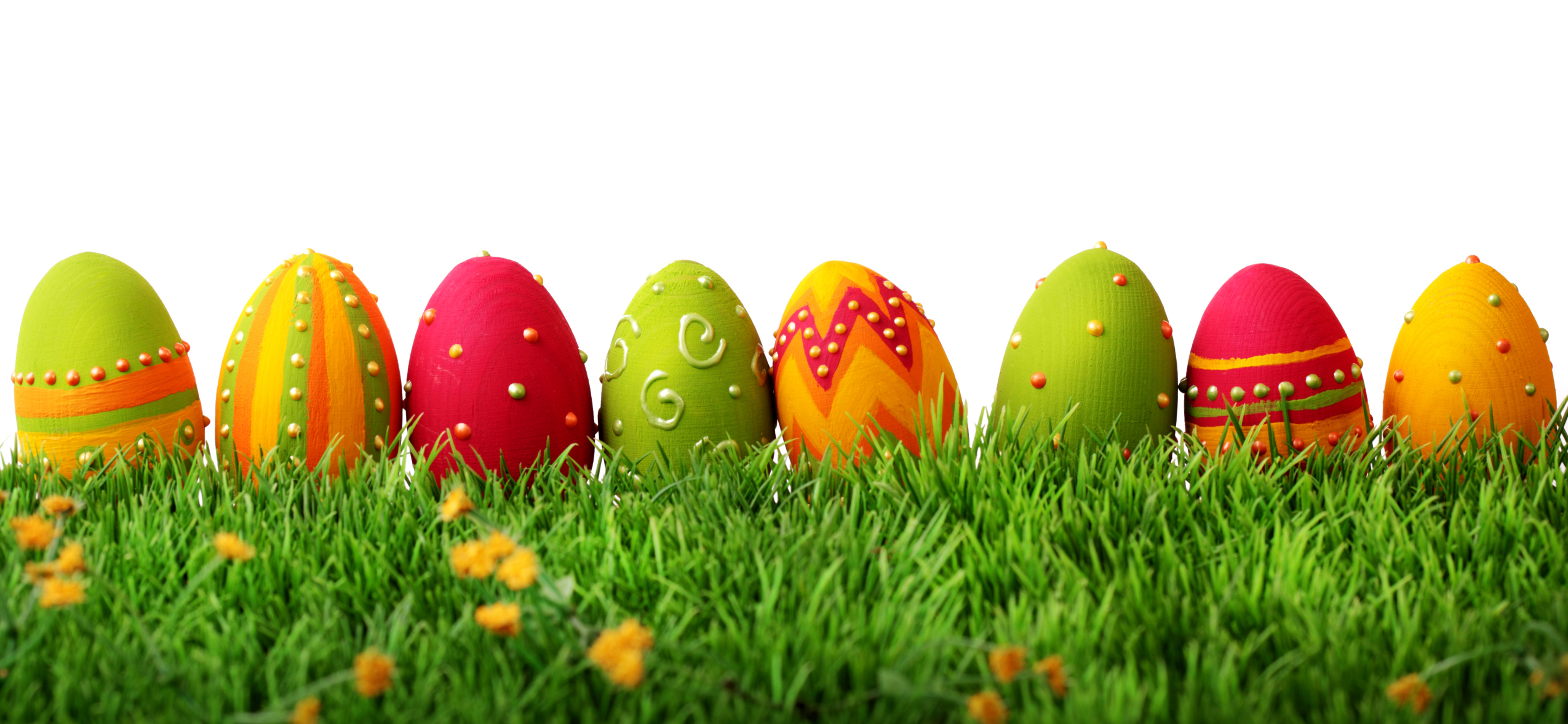 Happy easter png egg grass. Colorful eggs