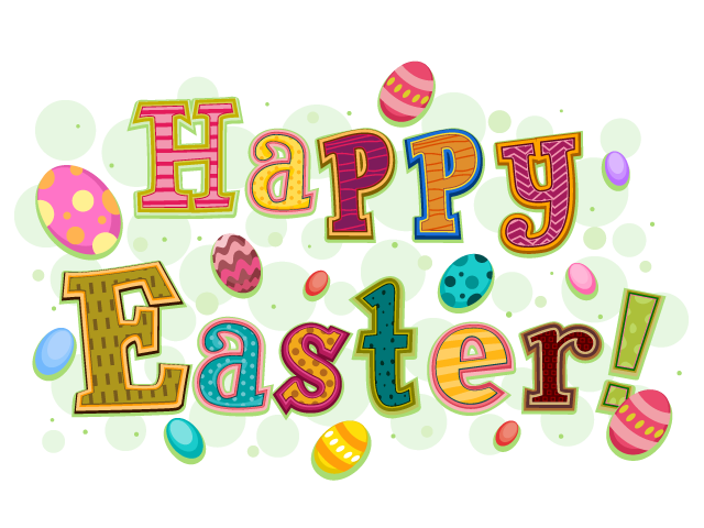Happy easter clipart transparent background. Png photos mart