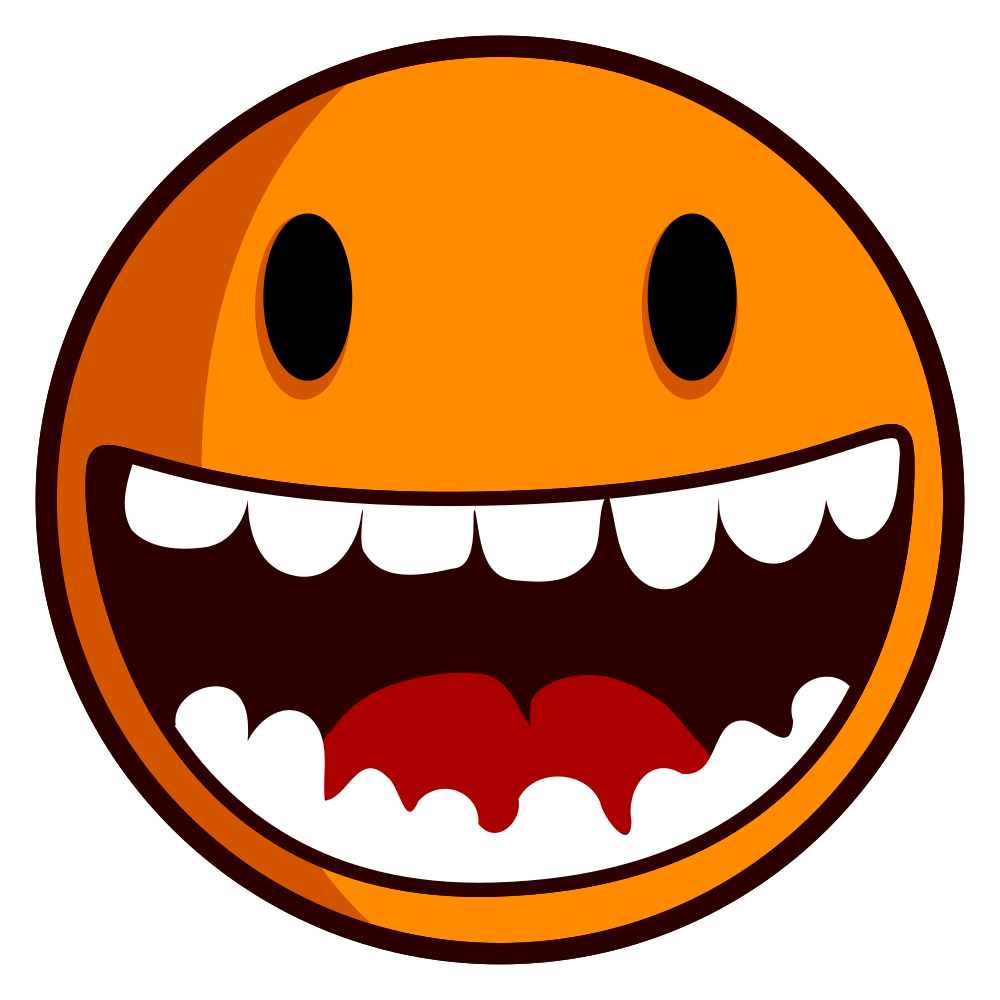 Happy face with arms clipart png. Onlinelabels clip art cara
