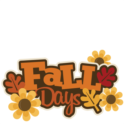 Happy fall png. Days svg autumn file