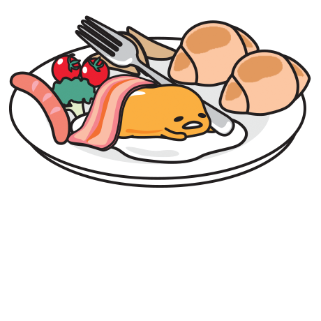 Happy gudetama png. Shop all official products