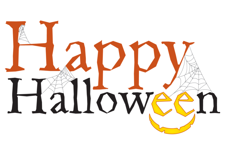 happy halloween background png