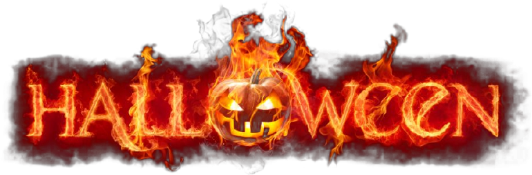 Happy halloween logo png. Transparent images pluspng pluspngcom