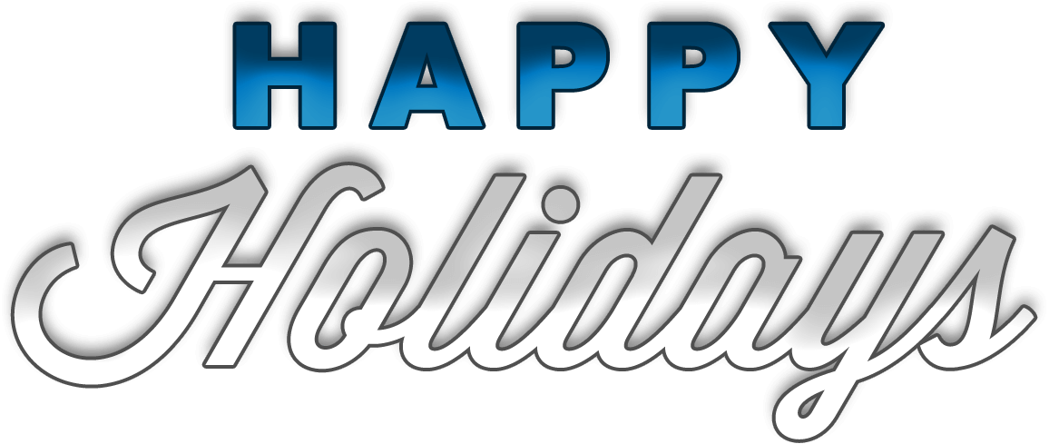 Happy holiday images png. Holidays from barton malow