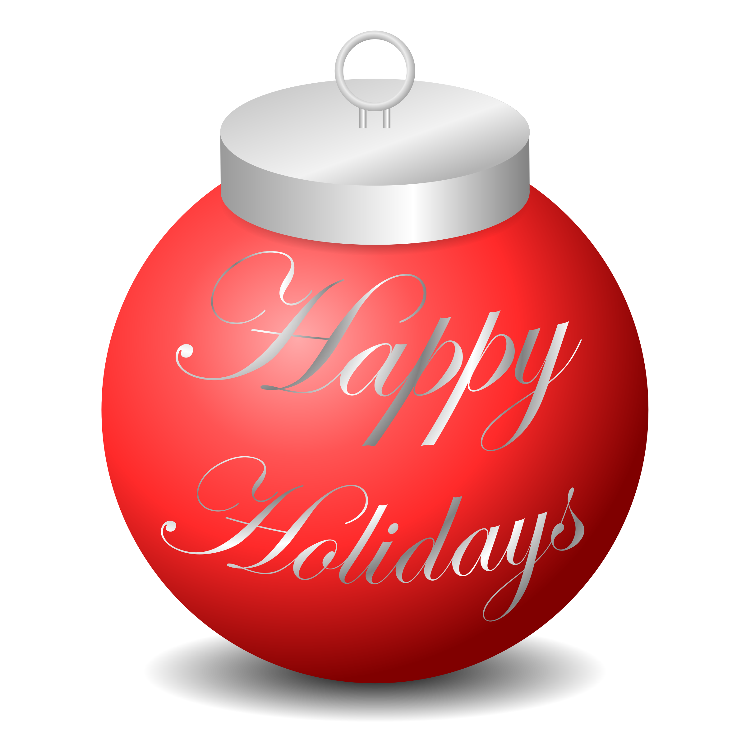 Happy holidays clipart christmas. Free cliparts download clip