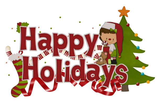 Happy holidays clipart png. Pictures images graphics page