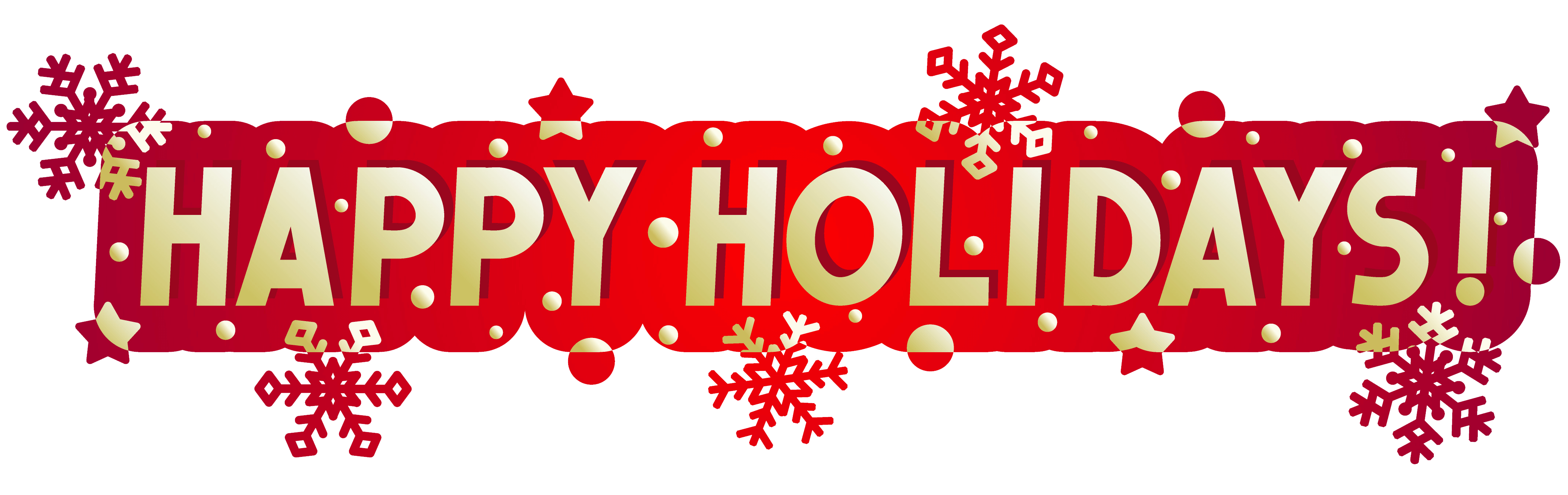 Happy holidays clipart vintage. Junction image