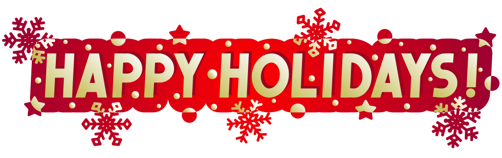 Happy holidays png. Transparent images peoplepng com