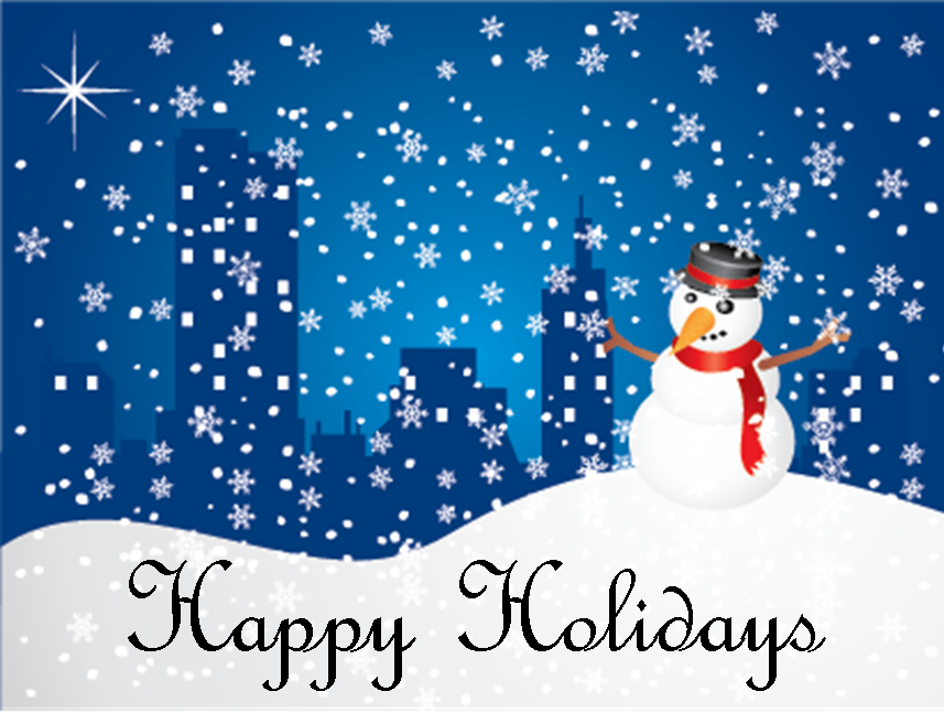 Happy holidays png animated. Winter holiday clip art