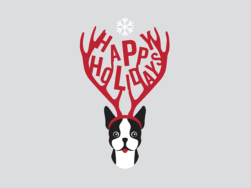 Happy holidays png cute. By chilly phoeung dribbble