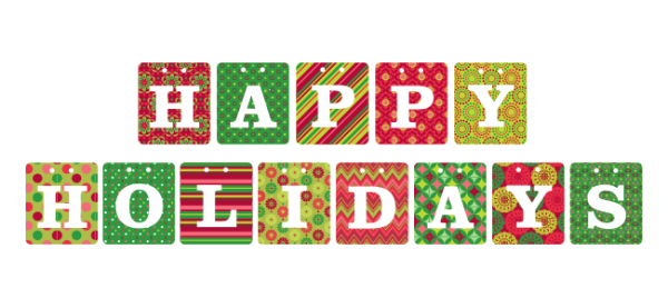 Happy holidays png green. Images in collection page