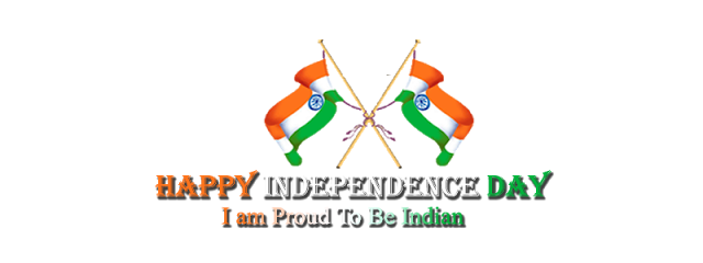 Happy independence day png. Indian high quality image