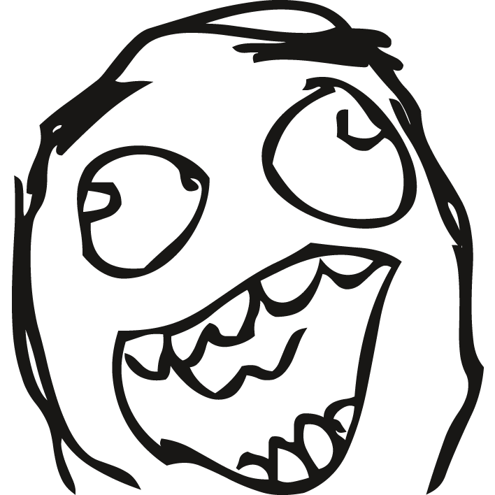 Happy meme face png. Ce s jams this